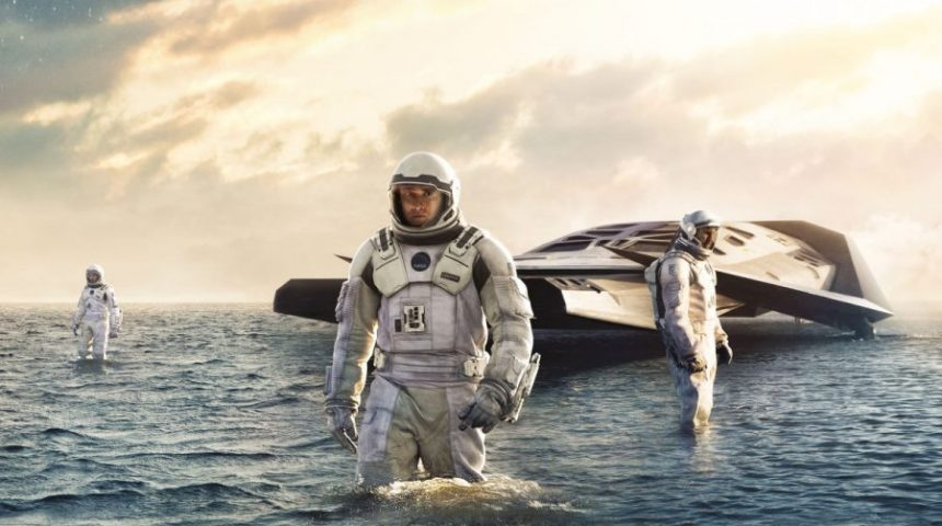 Interstellar is the best sci-fi movie ever made