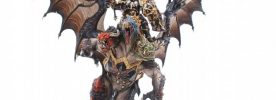"Archaon Everchosen – The biggest Warhammer ""miniature"" yet"