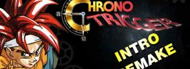 Someone's made an HD remake of the Chrono Trigger intro