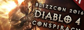 Diablo 4 to be unveiled at Blizzcon?