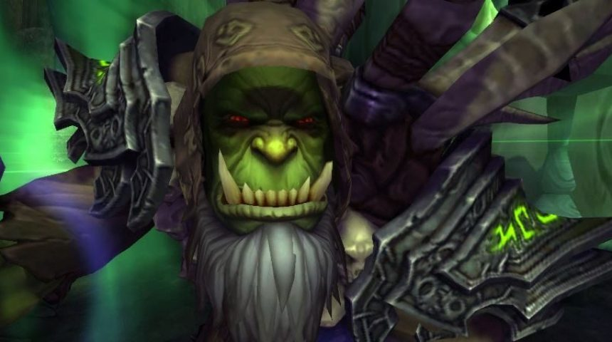 Gul'dan is coming to Heroes of the Storm