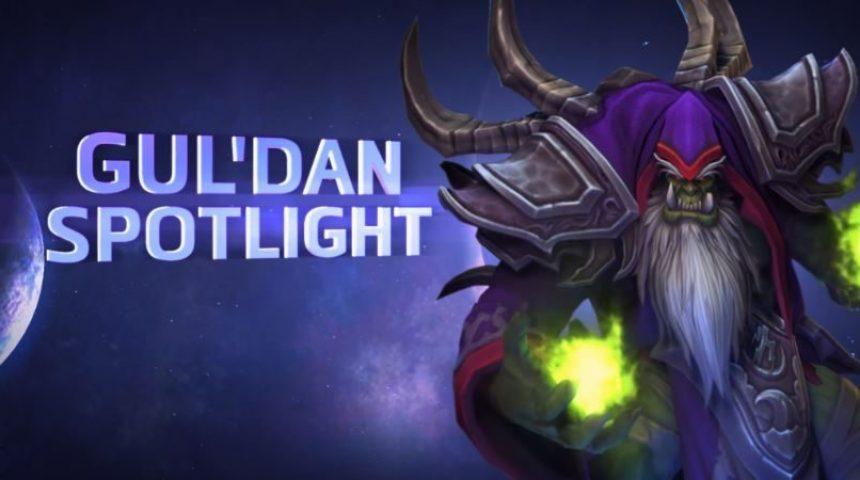 Heroes of the Storm spotlight: Gul'dan