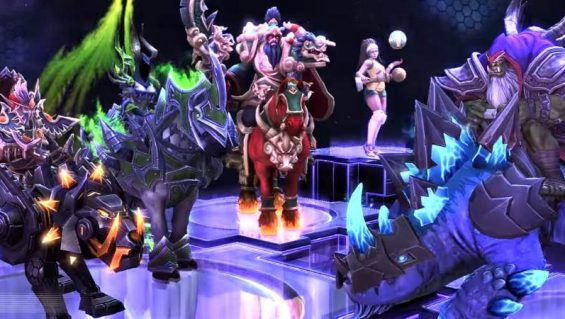 HotS In Development: Gul'dan, Auriel, Spellbreaker Johanna and more