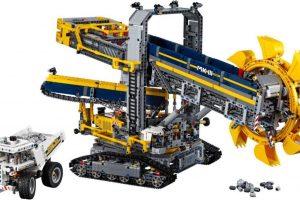 Lego Bucket Wheel Excavator
