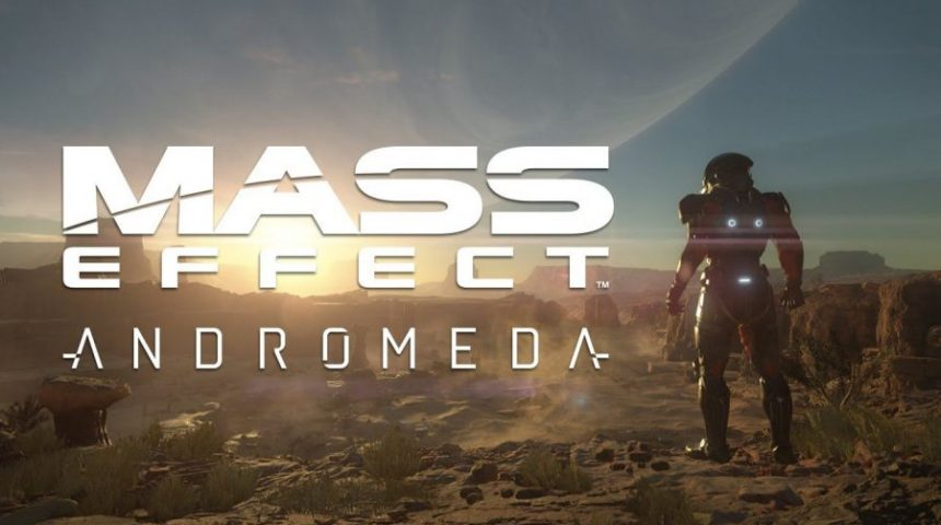 Mass Effect: Andromeda trailer