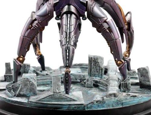 I still miss my Mass Effect Reaper statue