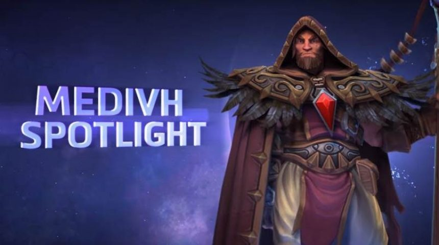 Medivh is joining Heroes of the Storm