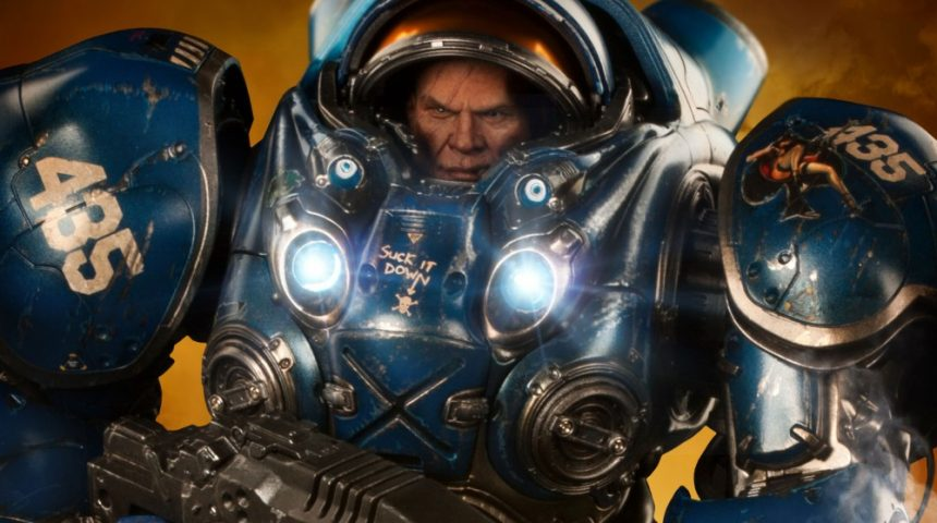 Tychus from Starcraft 2 – one massive figure from Sideshow Collectibles