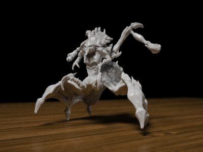starcraft-miniature-queen