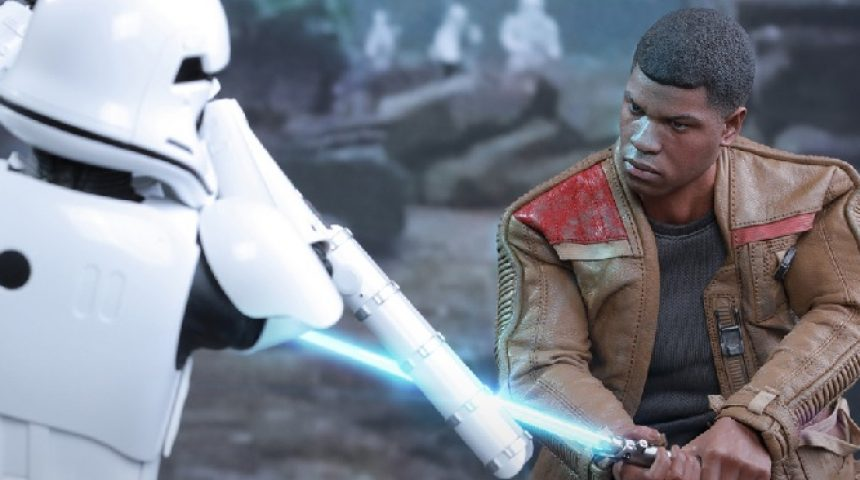Awesome The Force Awakens-figures from Hot Toys