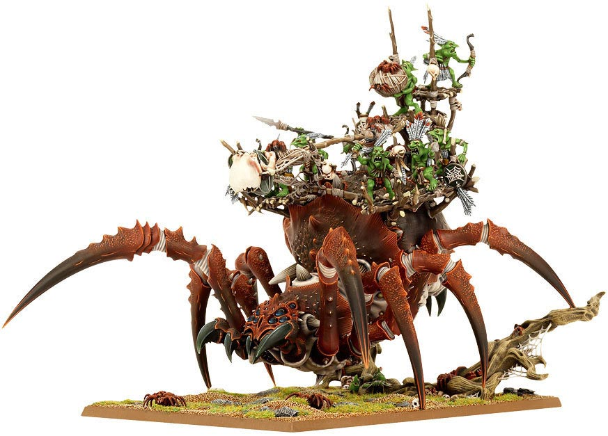 warhammer-arachnarok