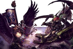 Top 10: The largest and coolest Warhammer miniatures