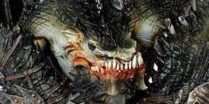 Warhammer Megaboss on Maw-Krusha