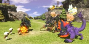 More excited about World of Final Fantasy than XV